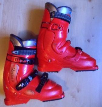SALOMON Optima buty narciarskie (wkł.26 26,5cm) Janów