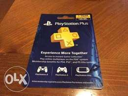 PlayStation Plus For Sale