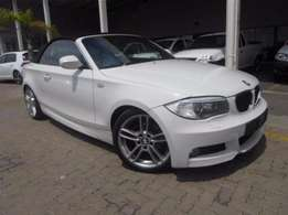 2014 BMW 125i Convertible Automatic,