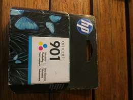 New OfficeJet 901 Tri-color ink Cartridge