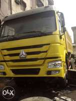Howo Tipper for sale