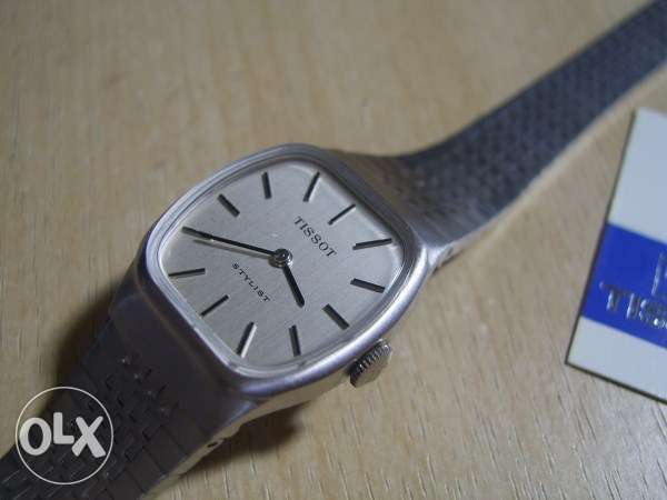 Vintage 1960's TISSOT STYLIST Ladies Manual Watch - NEW