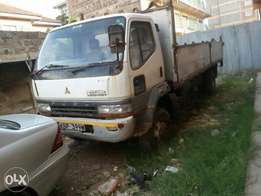 Well maintained fuso