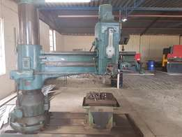 Kitchen & Wade Radial Drill