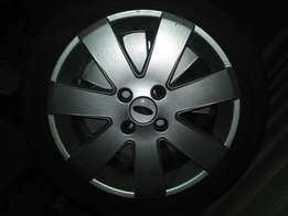 "Ford Fiesta 16"" Mags and tyres- 2 only"