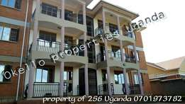 An outstanding 2 bedroom apartment in Bweyogerere at 600k