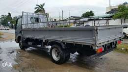 Manual Diesel 2010 model Toyota Dyna KCP