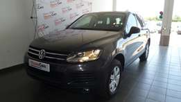 VW Touareg 3.0 V6 TDi Tiptronic BlueMotion (180kw)