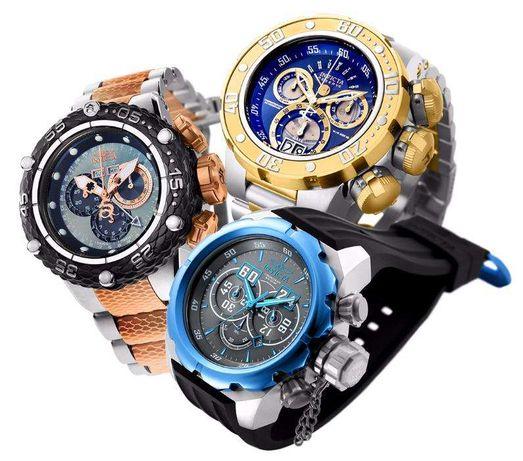 ОРИГИНАЛ   НОВЫЕ ПОД ЗАКАЗ  Швейцарские часы Invicta по СУПЕР ЦЕНЕ!  Черкассы - изображение 87ef342d5d5