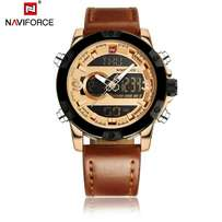 Naviforce Dual Movt Watch
