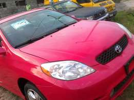 Tokunbo Toyota Matrix 2004 At A Give Away Price