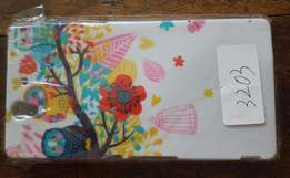 Owls & Flowers Sony Z Hard Rear Protective Cover