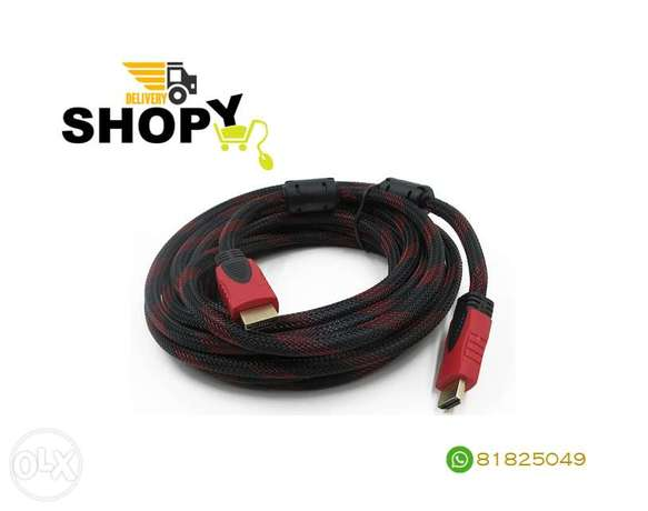 Hdmi Cable 5 Meters With High Quality