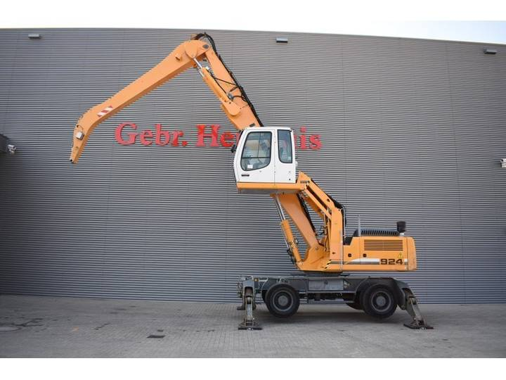 Liebherr 924 C Litronic 14 M. Magnetic Function - 2011