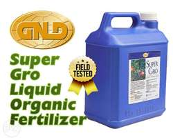 200 Gallons of GNLD's Farm Care brand, Super Gro