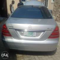 Very neat 2008 Benz S class, freezing chilling ac, first body