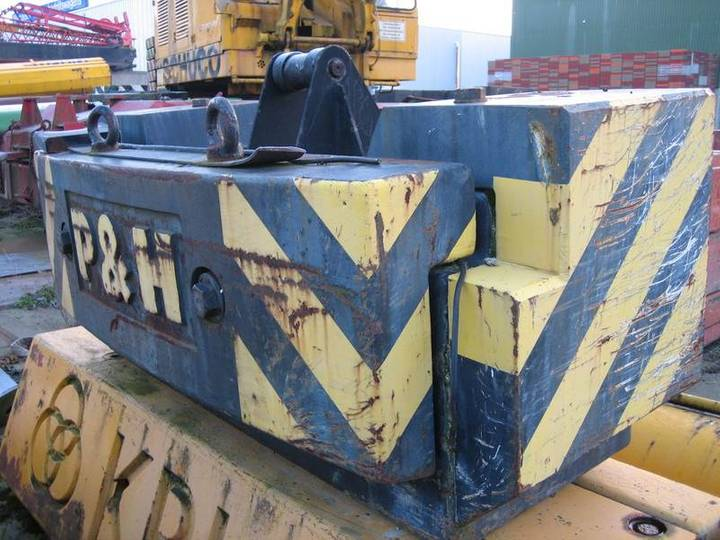 PH S 35 Counterweight
