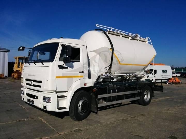 nursan   cement tank truck