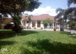 3 Bedrooms Fully Furnished Apartment at Mbezi Beach