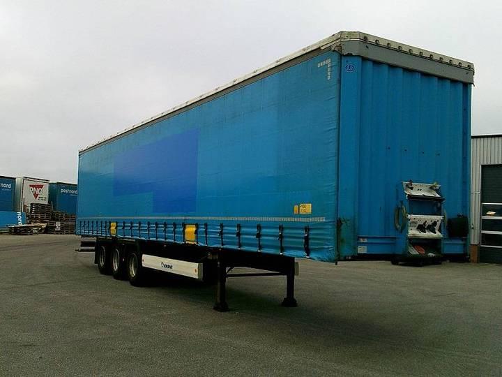 Krone Curtain - Huckepack - Dgk 417 - 2014