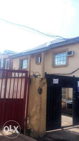 Decent Lovely 2bed Rooms Flat at Ajao Estate Isolo Lagos Mainland - image 1