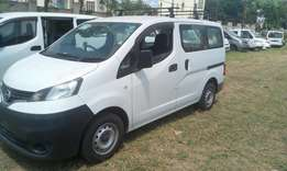 KCN 2010 Manual Nissan Vanette NV200: terms for Hire purchase accepted