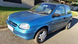 Opel Corsa Lite 1.4 in good condition R30 000