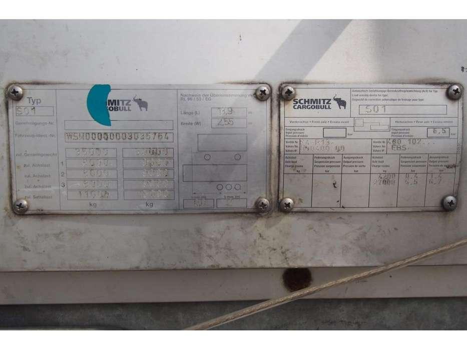 Schmitz Cargobull Tautliner - 2006 - image 7