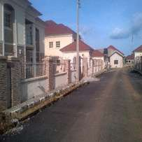 Nicely finished 4 bedrooms detached duplex with 2 rooms boy Amack Abuj