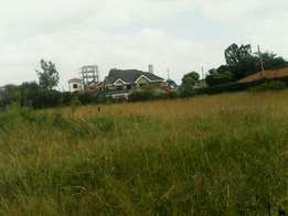 KAHAWA sukari 1/2 an acre plot for sale with clean title deed
