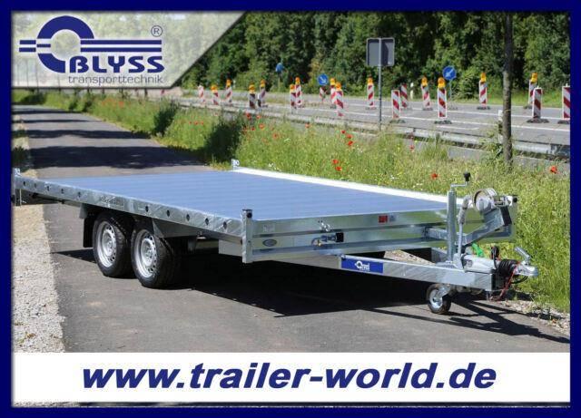 Blyss Multitransporter 460x212x4cm Anhänger 3000kg GG