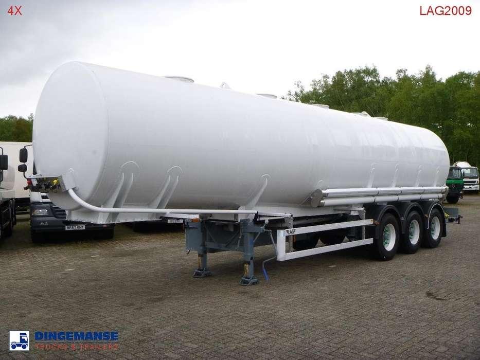 LAG Fuel tank Alu 41.3 m3 / 5 Comp - 2009