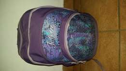 School Bag - Totem (Purple)