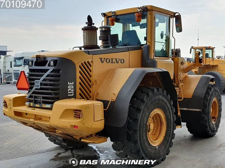 Volvo L120E From first owner - nice machine - 2003 - image 5