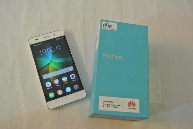 Brand New Huawei Honor 4 at 12,500/= with 1 Year Warranty - Shop Nairobi CBD - image 1