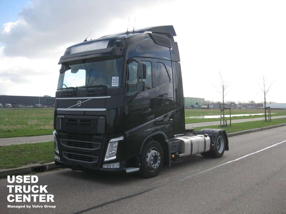 Volvo FH 4X2 X-LOW GLOBETROTTER EURO6 - 2013