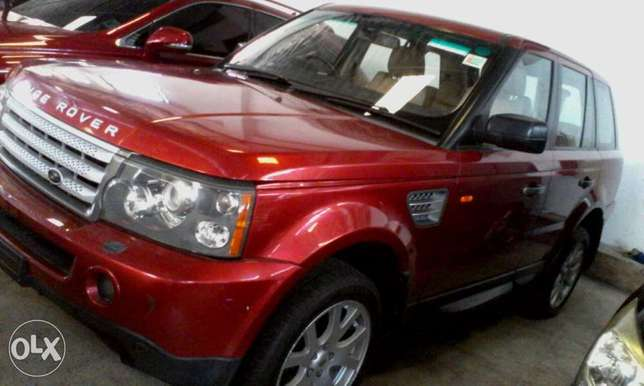 Brand new red Range Rover Sport KCN for sale at Mombasa Island Mombasa Island - image 3