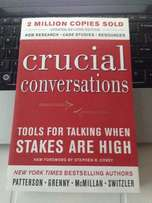 Crucial Conversations: Tools for Talking When Sta