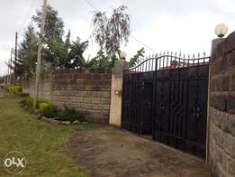 Three bedroom Bungalow for sale in Rongai