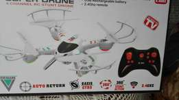 I Play Super Drone 4 channel RC stunt drone _ duplicated birthday gift