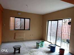 A lovely two bedroom for rent at oworonshoki street