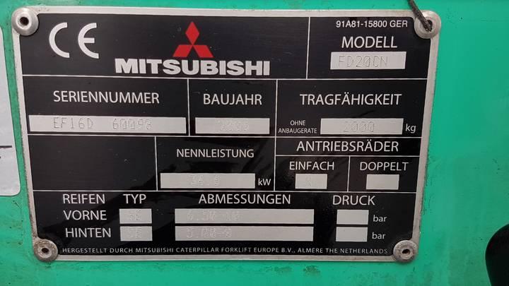 Mitsubishi FD20CN - image 15
