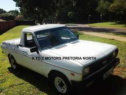 2000 Nissan 1400 Single Cab with the following km's 181635