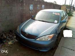 2004 full option toyota camry in good condition