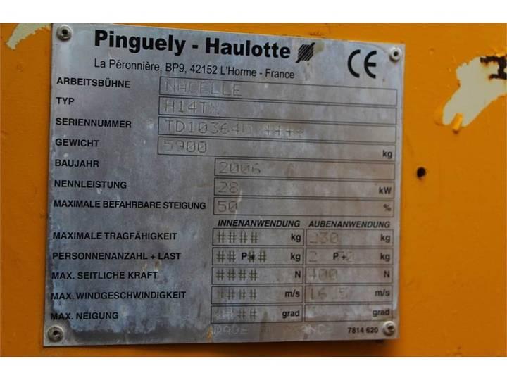 Haulotte H14TX - 2006 - image 6