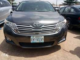Just 3 month registered Toyota Venza with fullest option and good cond