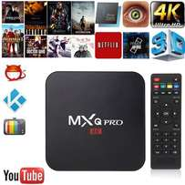 Wholesale MXQPRO 4K Android Smart TV BOX Good Prices