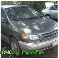Toyota Sienna in a very good condition urgent sale