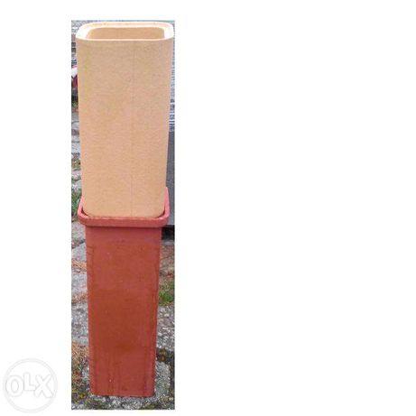 Bardzo dobra Wkłady przewody kominowe ceramiczne 180x180x500 wkład komina AL49