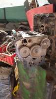Kubota Complete Engine (Stripped)